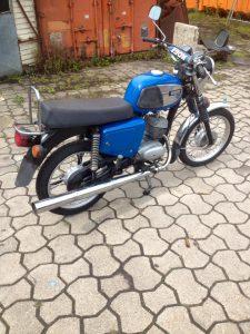 MZ TS 150 De Luxe Baujahr 1974