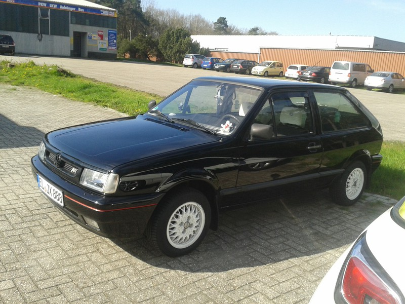 vw polo 86c f coupe baujahr 1990 zweitaktfreunde emsland. Black Bedroom Furniture Sets. Home Design Ideas